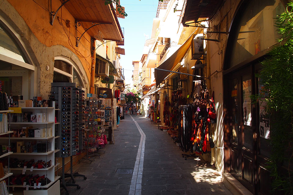 Rethymno Old City